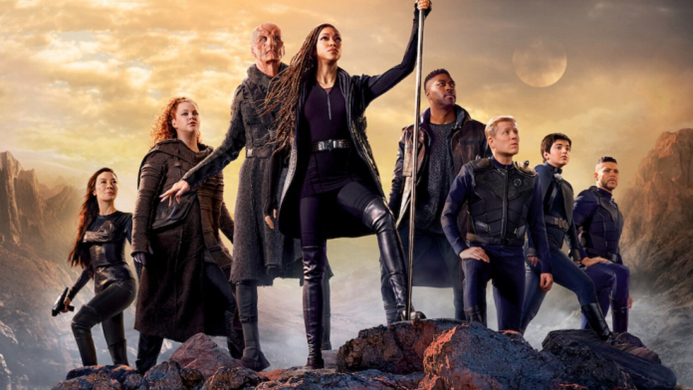 """STAR TREK: DISCOVERY   Novo trailer da Terceira temporada: """"Far From Home, their Fight Begins"""""""