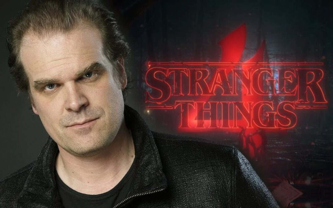 Stranger Things 4 | David Harbour disse que a volta de Jim Hopper será como a ressurreição de Gandalf