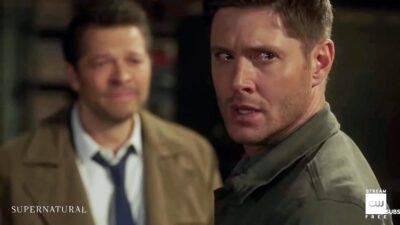 Supernatural | Sam e Dean enfrentam Chuck em trailer da última temporada