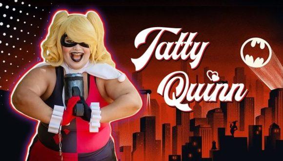 Tatty Quinn Cosplayer