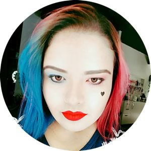 tatty quinn inicio cosplay - Tatty Quinn Cosplayer