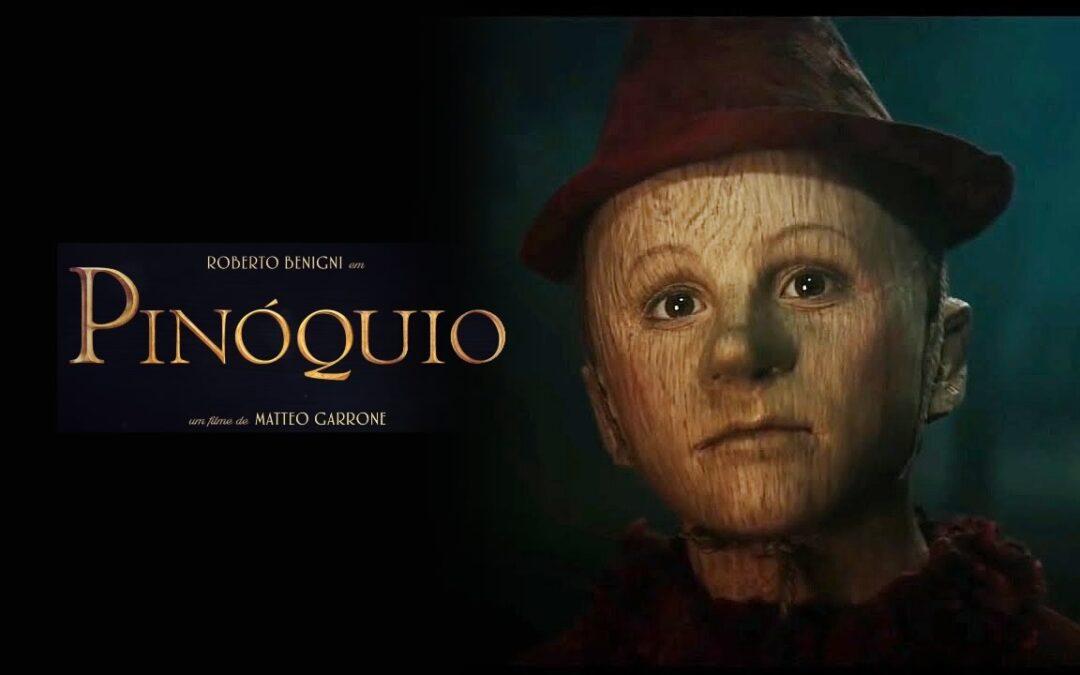 Divulgado trailer sombrio de Pinóquio estrelado por Roberto Benigni