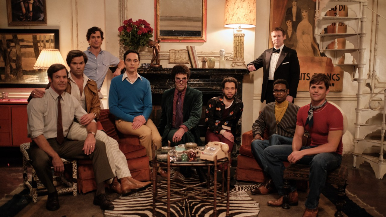 The Boys in the Band | A adaptação da amada peça gay de Mart Crowley chega na Netflix em 30 de Setembro