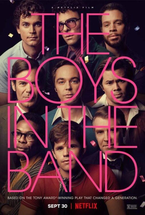 the boys in the band filme tony award filme original netflix 506x750 - The Boys in the Band | A adaptação da amada peça gay de Mart Crowley chega na Netflix em 30 de Setembro