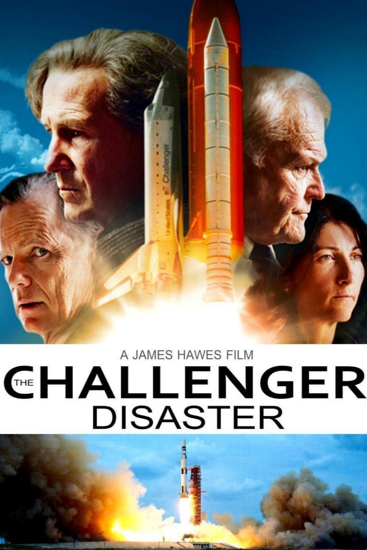 The Challenger Disaster - A historiada investigação de  Richard Feynman - 2013