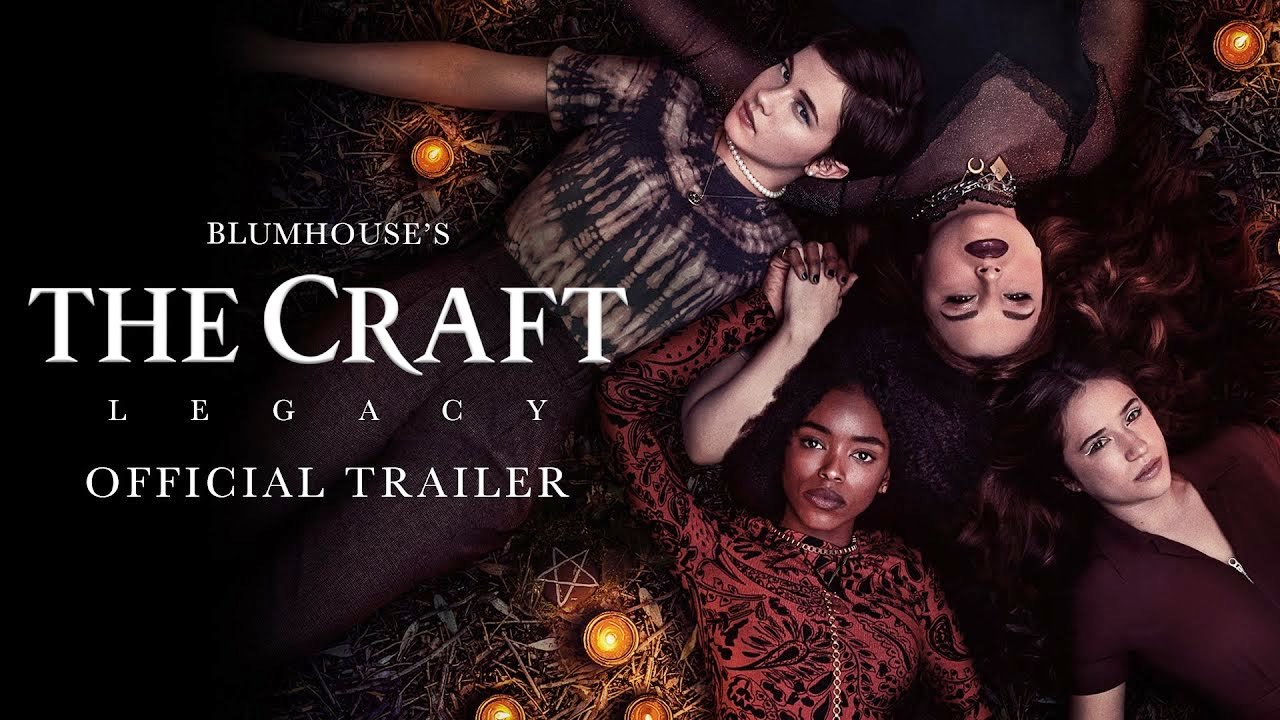 The Craft Legacy | Continuação de Jovens Bruxas ganha trailer e Pôster