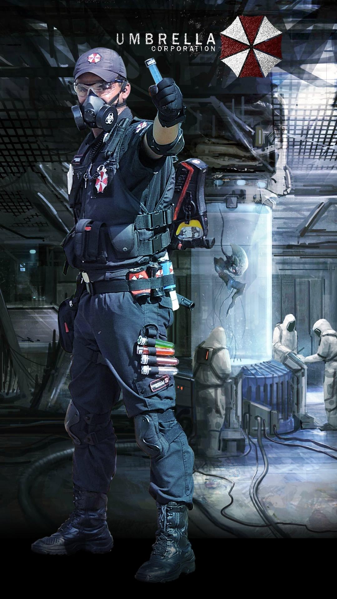 thunder cosplay resident evil umbrella corporation - THUNDER | Cosplayer Resident Evil
