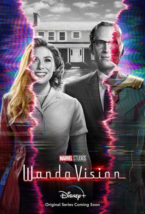 WandaVision | Marvel divulga trailer da série da Disney Plus