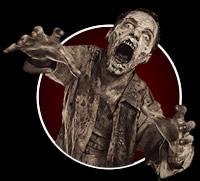 zombie walk curitiba - THUNDER | Cosplayer Resident Evil