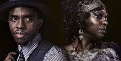 A Voz Suprema do Blues | Cartazes do último filme de Chadwick Boseman