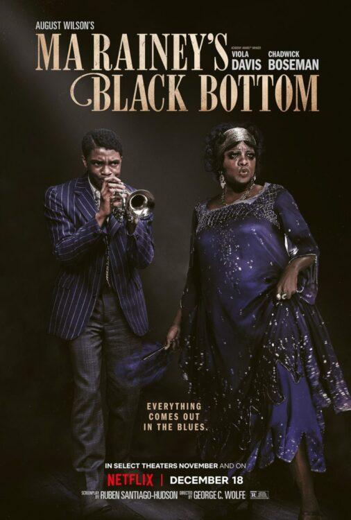 A Voz Suprema do Blues   Netflix divulga o trailer do último filme de Chadwick Boseman