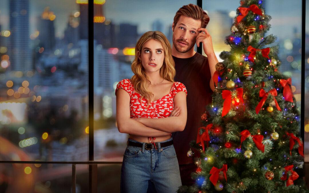 Amor com Data Marcada com Emma Roberts na Netflix