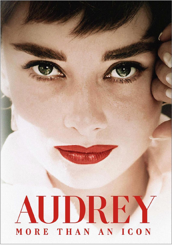 AUDREY Documentário sobre a vida de Audrey Hepburn