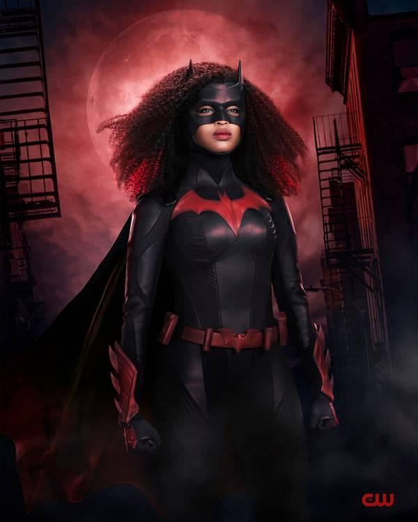 batwoman2 - CW divulgou o visual da nova Batwoman que será interpretado por Javia Leslie