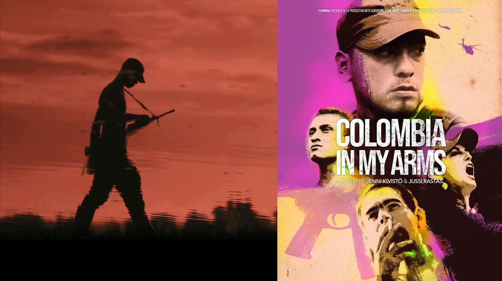 Colombia in My Arms   Longa documental tem estreia na Mostra de São Paulo