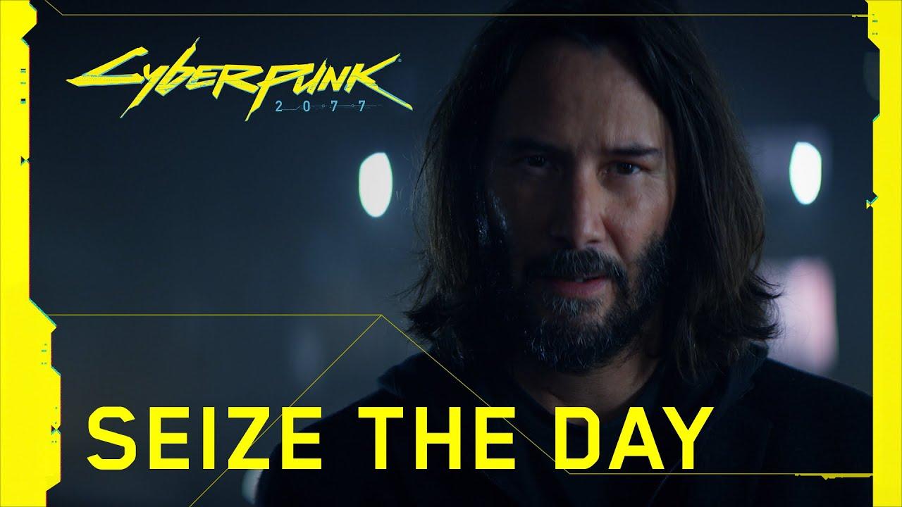 Confira o novo comercial de Cyberpunk 2077 estrelado por Keanu Reeves