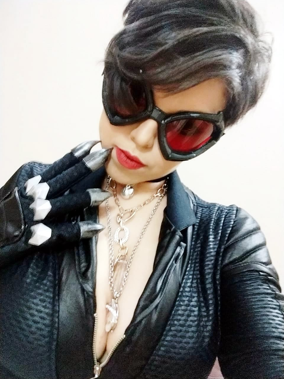 cosplay mulher gato arkham city - Cosplay Mulher-Gato Selina Kyle - Miss Kyle