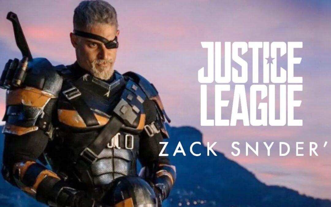 Exterminador de Joe Manganiello estará em Liga da Justiça: Snyder Cut