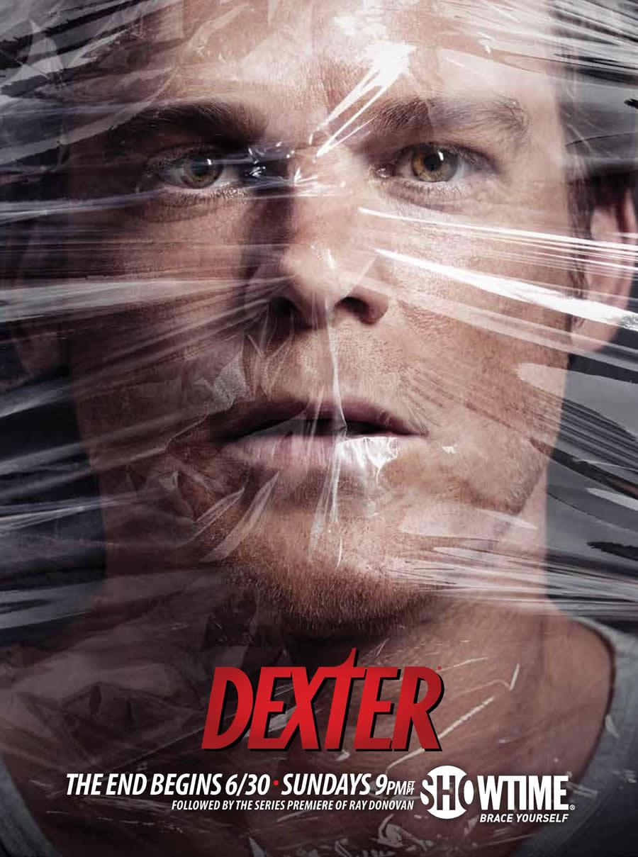 dexter poster canal showtime - DEXTER | Michael C. Hall está volta com seu personagem em uma minissérie no canal Showtime