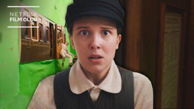 Enola Holmes | Assista aos erros de gravação do novo filme da Netflix com Millie Bobby Brown e Henry Cavill