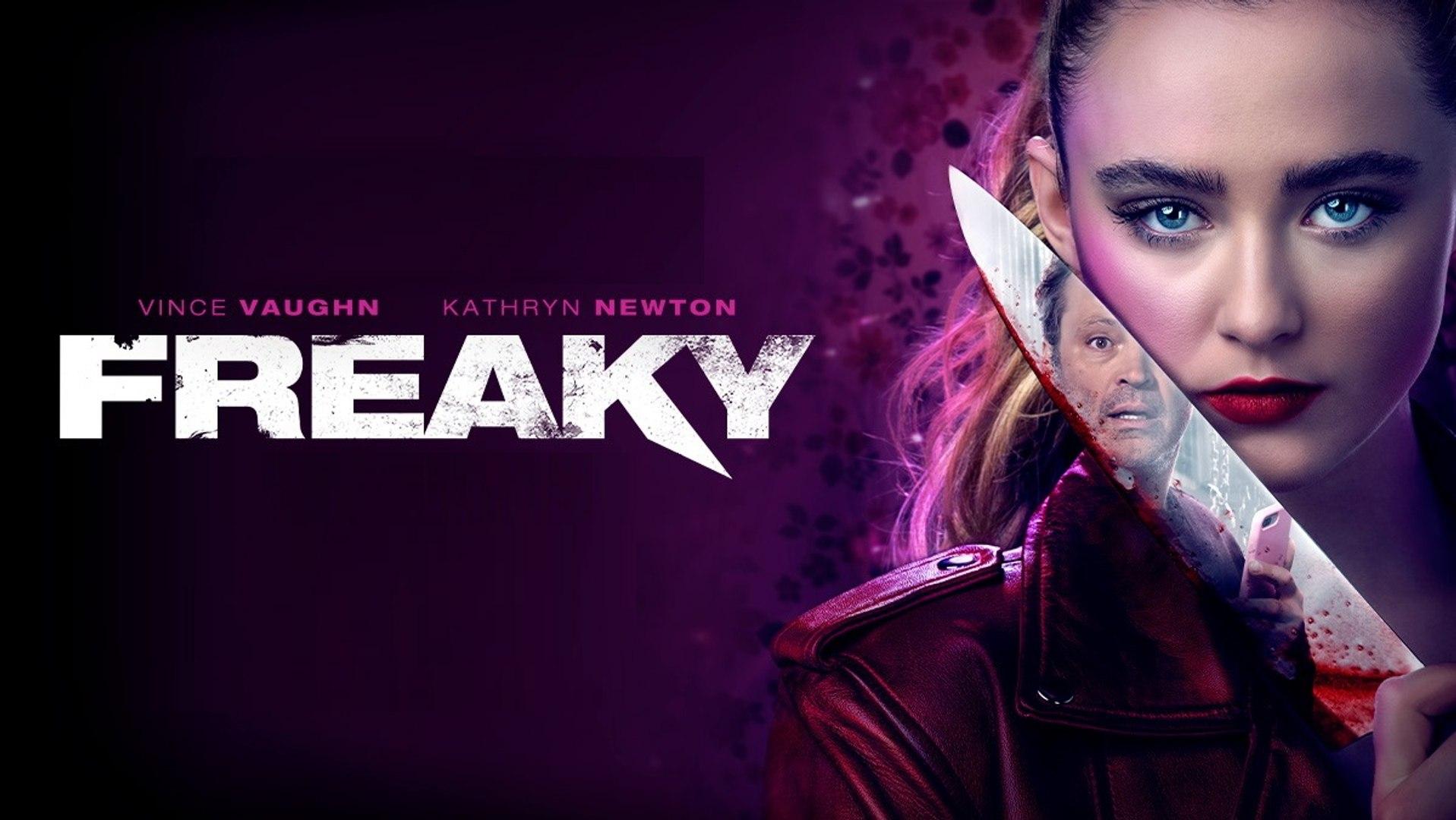 Freaky: No Corpo de um Assassino | Comédia de troca de corpos entre uma adolescente e um serial killer