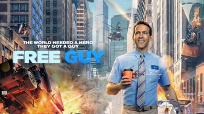 FREE GUY Assumindo o Controle | Novo trailer com Ryan Reynolds lutando para salvar seu mundo de videogame