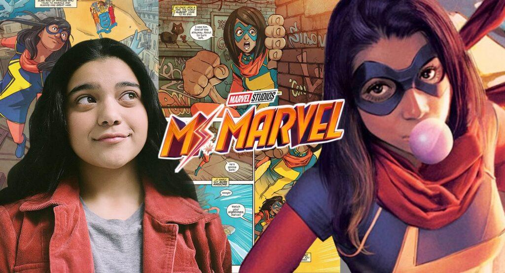 Iman Vellani irá interpretar Kamala Khan em Ms. Marvel, nova série da Marvel