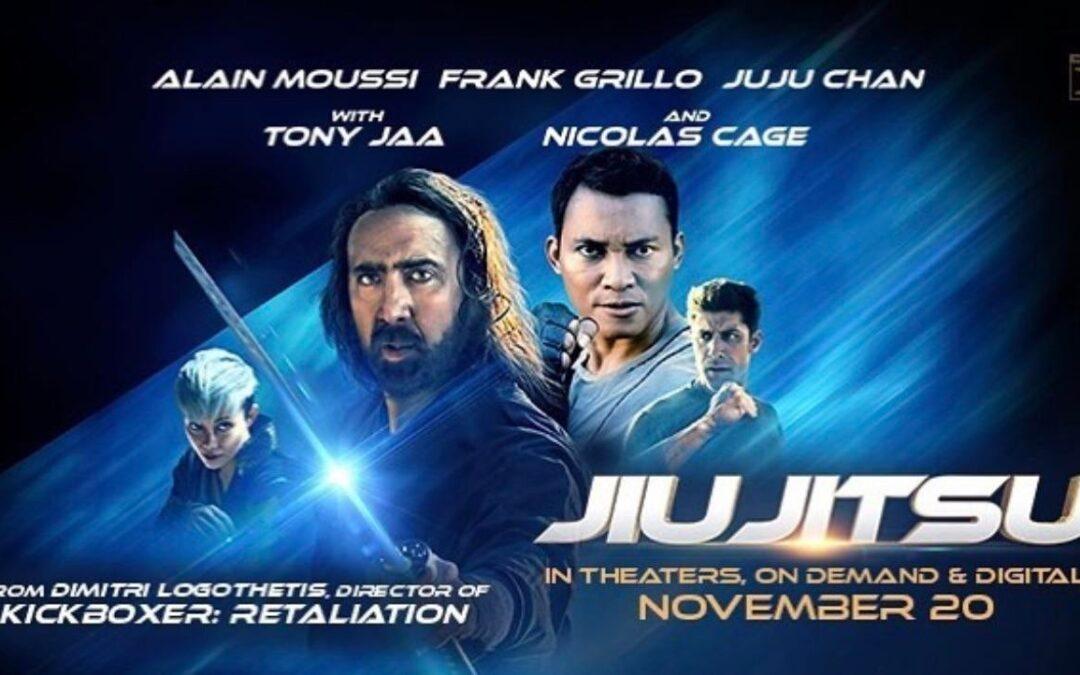 JIU JITSU | Pancadaria com Nicolas Cage, Tony Jaa e Frank Grillo usando artes marciais contra um alienígena