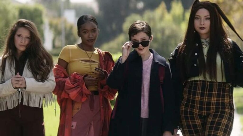 jovens bruxas nova irmandade lancamento no brasil novembro nos cinemas 1024x576 - Jovens Bruxas: Nova Irmandade tem data de lançamento nos cinemas do Brasil