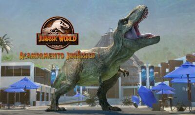 Jurassic World: Acampamento Jurássico | Teaser da segunda temporada na Netflix