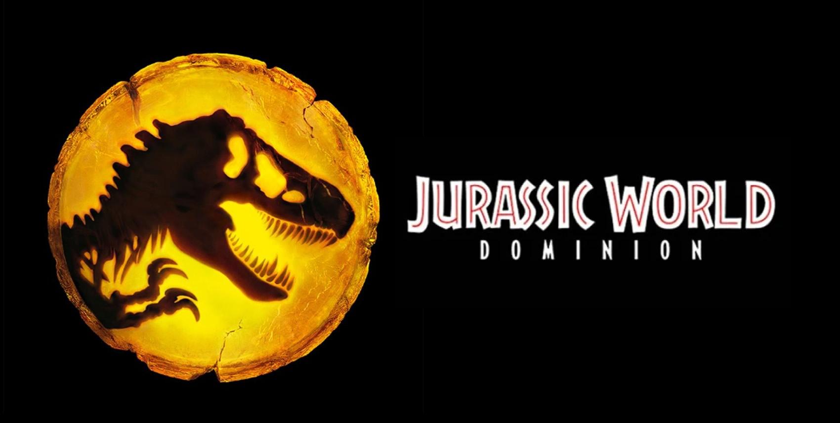 JURASSIC WORLD: DOMINION | Cartaz com data de lançamento para 2022