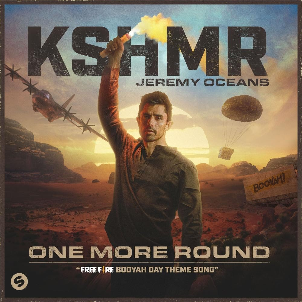 kshmr parceria com o famoso game free fire da garena 1 - KSHMR apresenta parceria inédita com o famoso game Free Fire da Garena