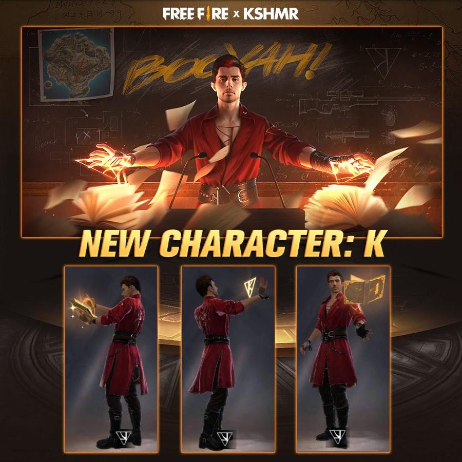 kshmr parceria com o game free fire da garena - KSHMR apresenta parceria inédita com o famoso game Free Fire da Garena