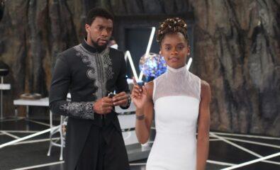 Letitia Wright fala sobre Pantera Negra 2 sem Chadwick Boseman