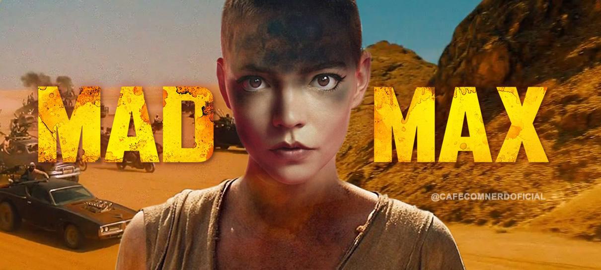 Anya Taylor-Joy será a jovem Furiosa em prequel de Mad Max: Estrada da Fúria