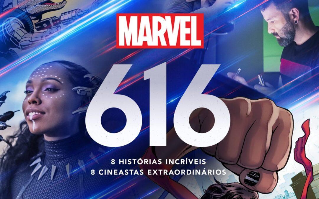 Marvel 616   Trailer da série documental sobre o impacto dos quadrinhos na cultura pop