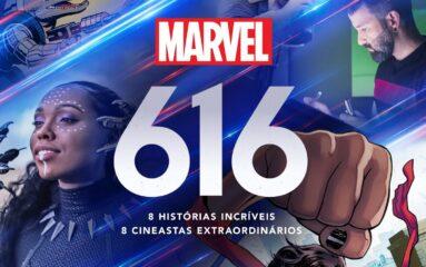 Marvel 616 | Trailer da série documental sobre o impacto dos quadrinhos na cultura pop
