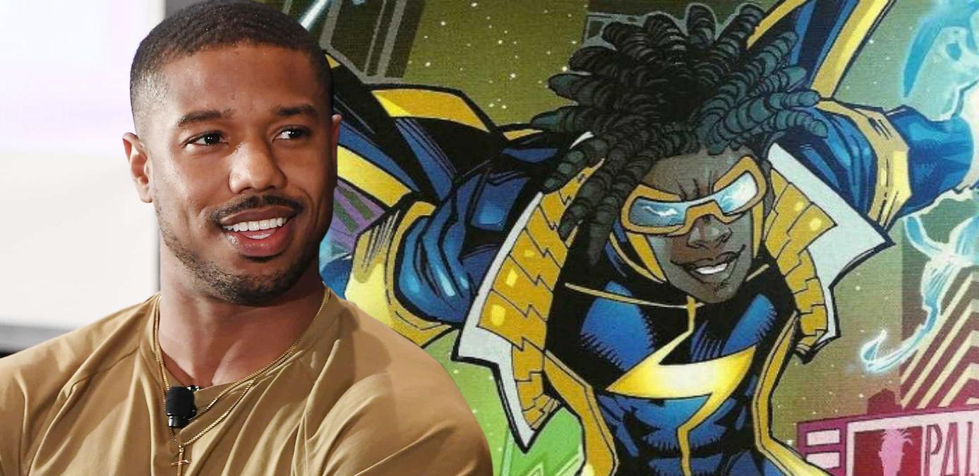 Michael B. Jordan vai produzir filme do herói da DC Super Choque
