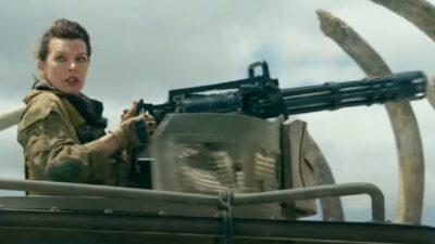 Milla Jovovich enfrenta monstros gigantescos em Monster Hunter