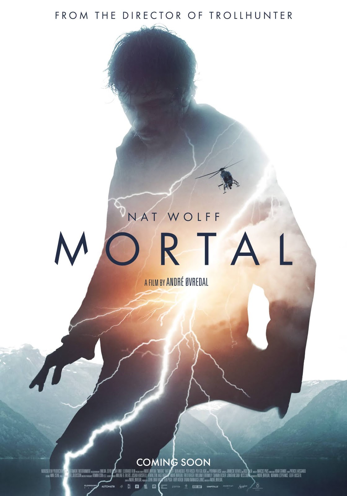 Mortal | Nat Wolff descobrindo que possui poderes de um deus nórdico