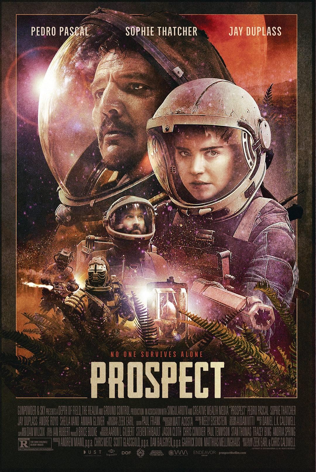 prospect 2018 ficcao cientifica com pedro pascal na netflix - Prospect | Filme de ficção científica com Pedro Pascal chega à Netflix em novembro de 2020