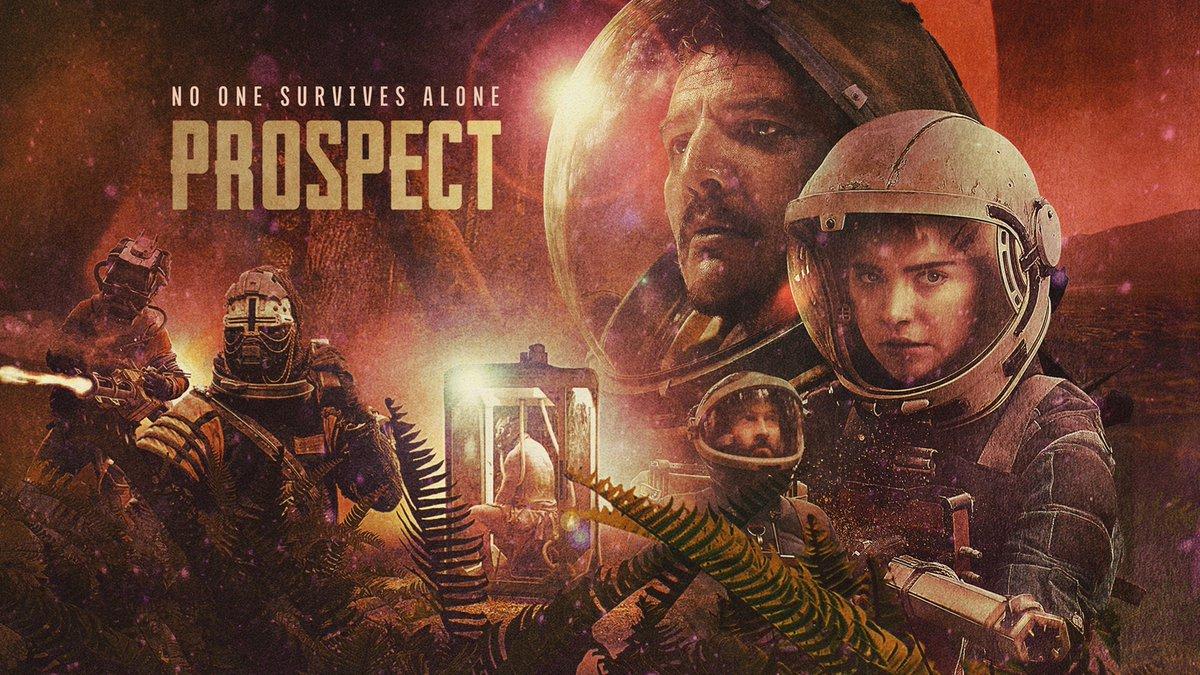 Prospect | Filme de ficção científica com Pedro Pascal chega à Netflix em novembro de 2020