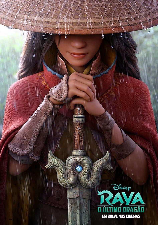 Raya e o Último Dragão   Disney divulga teaser de sua nova animação