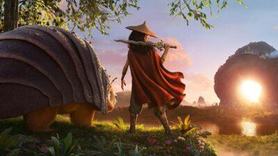 Raya e o Último Dragão | Disney divulga teaser de sua nova animação