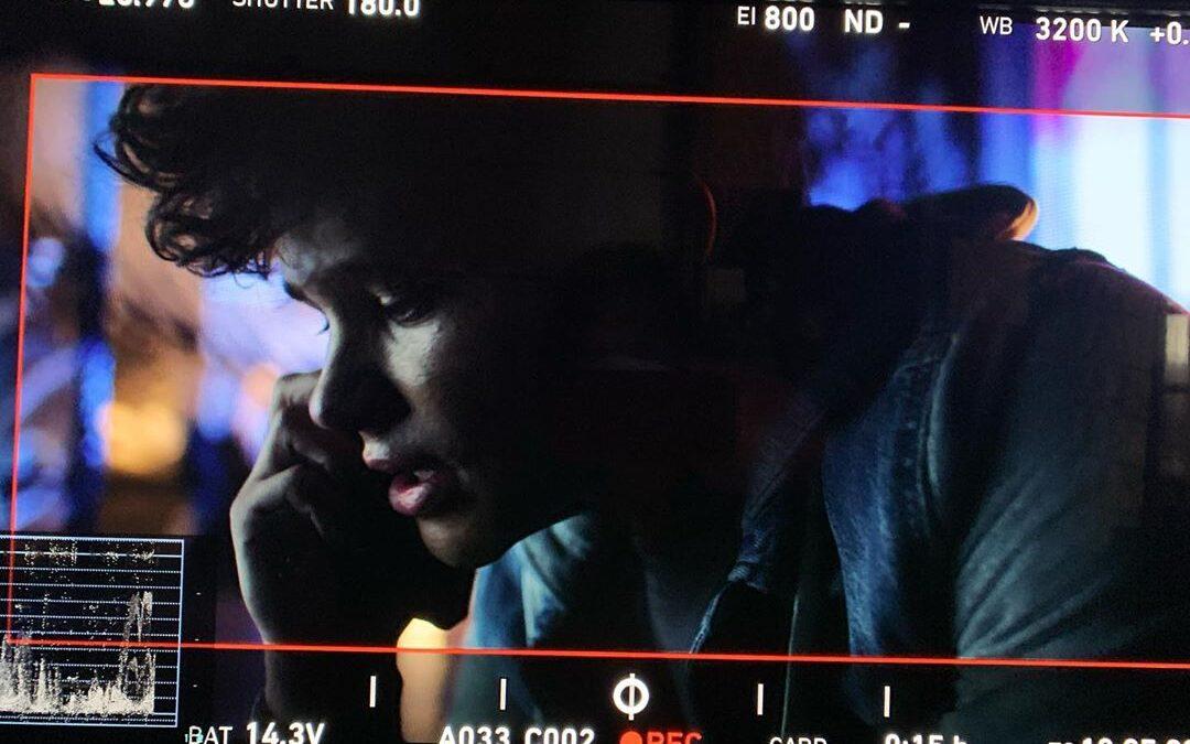 Titans Terceira Temporada | Revelada a primeira imagem do ator Curran Walters como Jason Todd
