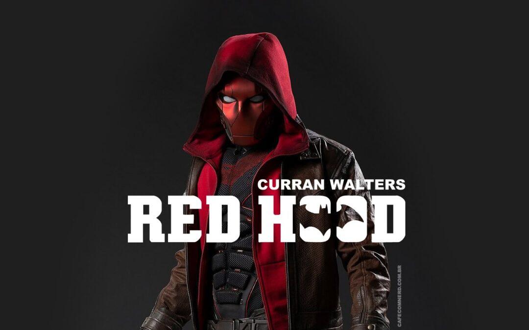 Revelado o visual do Capuz Vermelho para terceira temporada de Titans