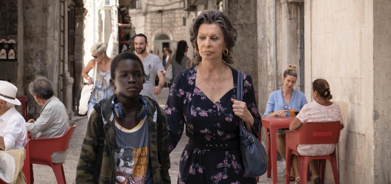 Rosa e Momo   Emocionante filme da Netflix com Sophia Loren e Ibrahima Gueye
