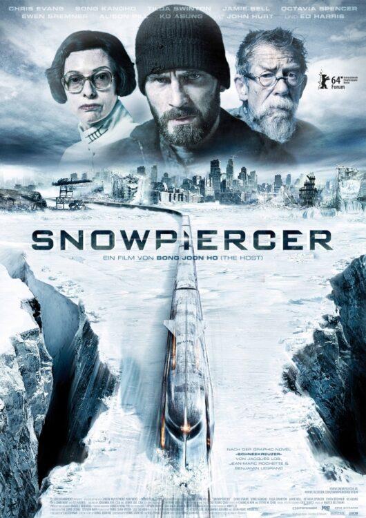 SNOWPIERCER | Animação mostra como tudo começou em o Expresso do Amanhã