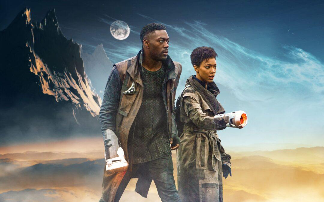 STAR TREK: DISCOVERY renovada para a 4ª temporada