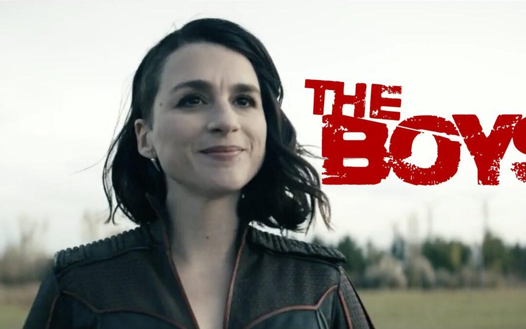 Stormfront fala em alemão em último episódio da segunda temporada de The Boys